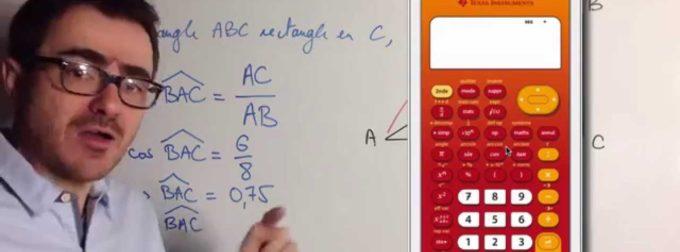 Comment calculer une tangente ?
