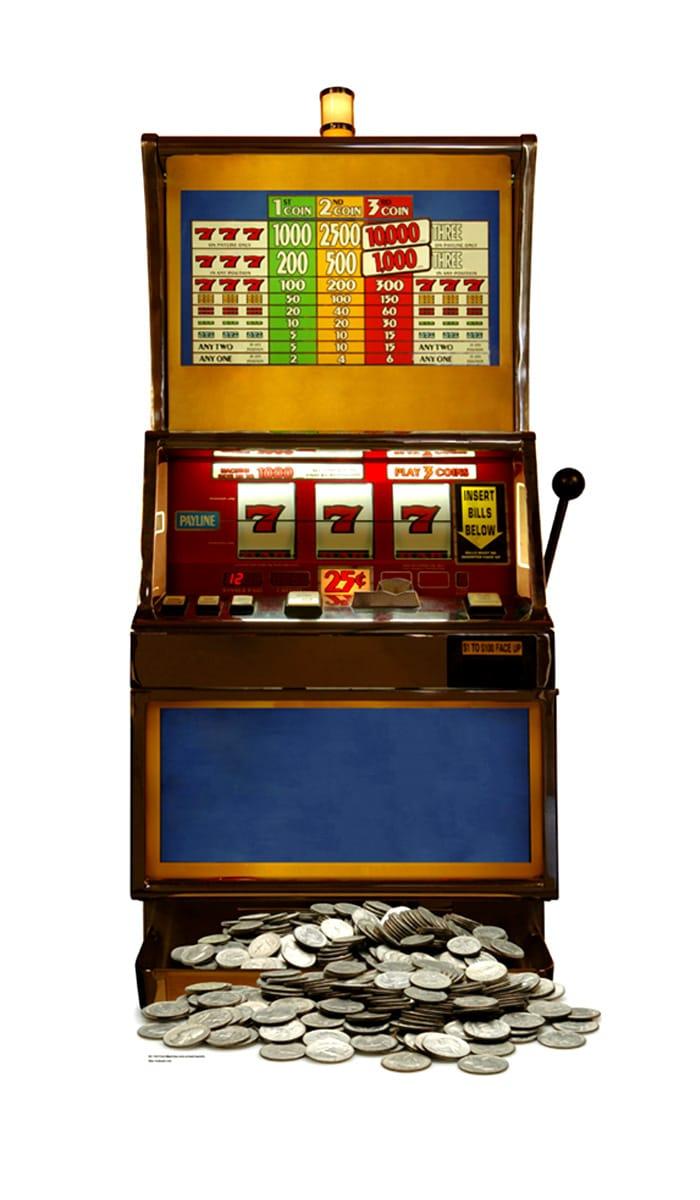 Machines a sous: Optimiser la chance de gagner