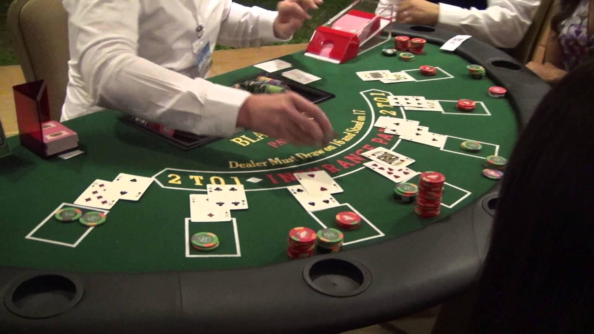 Blackjack, se faire de l'argent à tous les coups